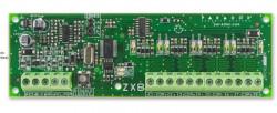 Modul de extensie Paradox, 8 zone cablate + 1xPGM - ZX8