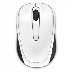 Mouse Microsoft Mobile 3500 Wireless Alb Glossy - GMF-00196