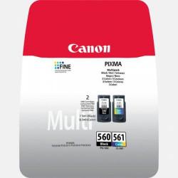 Set photo value pack Canon PG-560XL + CL-561XL + GP-501 - 3713C006AA