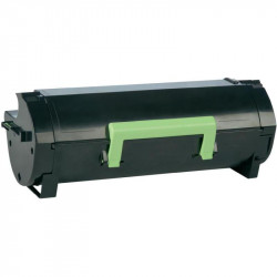 Toner Lexmark 60F2X0E, Black - 60F2X0E