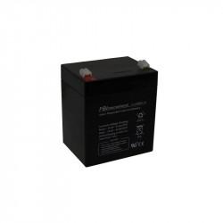 Acumulator stationar 5A/12V HGL12-5, Dimensiuni 90 x 70 x 107 mm - HGL12-5