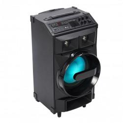 Boxa portabila Serioux Trolley SoundCase , bluetooth, SD card, USB, 130W - SRXTSLY130W