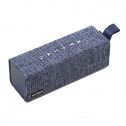 Boxa portabila Serioux Wave Cube Bluetooth 12W Blue - SRXS-TP12W2-SL