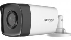 Camera de supraveghere Hikvision DS-2CE17D0T-IT5F3C, 2MP Fixed Bullet Camera, 1920×1080, CMOS, IR80m - DS-2CE17D0T-IT5F3C