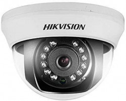 Camera supraveghere Hikvision Turbo HD dome DS-2CE56H0T-IRMMF(2.8mm)(C); 5MP, re - DS-2CE56H0T-IRMMFC