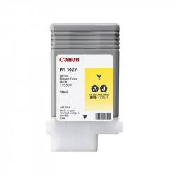 Cartus Canon PFI102Y, Galben - CF0898B001AA
