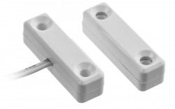Contact magnetic ND-MC21S-W-10, culoare alba, material plastic, montare aparenta - ND-MC21S-W-10