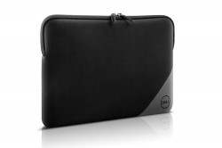 Dell Notebook sleeve, 15'', Zippered, detachable strap, water resistant, front p - 460-BCQO