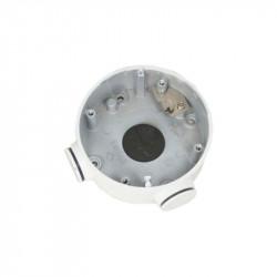 Suport Hikvision Junction Box DS-1260ZJ, aliaj aluminiu, diametru: 80.5mm - DS-1260ZJ