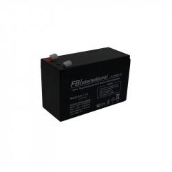 Acumulator stationar 7A/12V HGL12-7 Dimensiuni 151 x 65 x 101 mm - HGL12-7