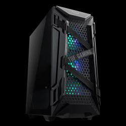 Carcasa ASUS TUF Gaming GT301, Middle Tower, fara sursa, ATX, Black - GT301 TUF GAMING