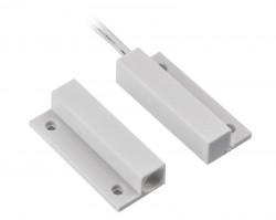 Contact magnetic ND-MC13S-W-10, culoare alba, material plastic, montare aparenta - ND-MC13S-W-10