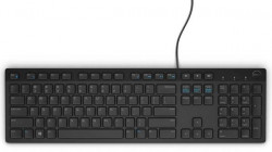 Dell Keyboard Multimedia KB216, wired, US INT layout, USB conectivity ,Color: Bl - 580-ADHK