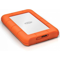 "HDD extern LaCie Rugged Mini, 2TB, 2.5"", USB 3.0 - LAC9000298"