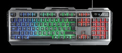 Kit Tastatura + Mouse Trust GXT 845 Tural Gaming Combo (keyboard with mouse) Ke - TR-22457