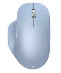 Mouse wireless Microsoft Bluetooth Ergonomic, Pastel Blue - 222-00056