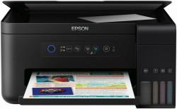 Multifunctional inkjet color Epson L4150 CISS, A4, Wireless - C11CG25401