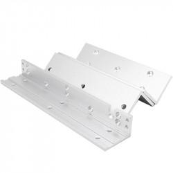 Suport electromagnet L and Z Hikvision DS-K4H258-LZ: pentru seria DS-K4H258S/D - DS-K4H258-LZ