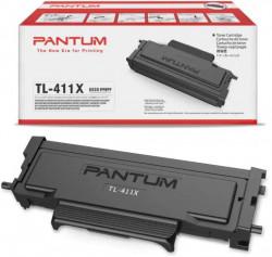 Toner Contract Pantum TL-411XEV Black 6k compatibil cu P3010DW/3300DW/M6700DW/M6 - TL-411XEV