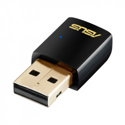 Adaptor Wireless Asus USB-AC51 AC 600 150 + 433 Mbps USB 2.0 - USB-AC51
