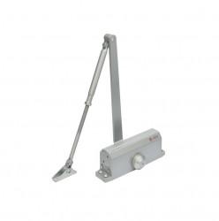 Amortizor hidraulic cu brat SA-6033AW-sv, argintiu; Pentru: usi cu greutatea de - SA-6033AW-SV