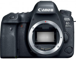 Aparat foto DSLR Canon EOS 6D Mark II, 26.2 MP, Body, Negru - 1897C003AA