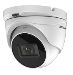 Camera de supraveghere Turret Turbo HD Hikvision DS-2CE79H8T-AIT3ZF 2.7 - 13.5 mm, 5MP, IR 60M, Ultra-Low Light - DS-2CE79H8T-AIT3ZF