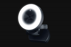 Camera web gaming Razer Kiyo, negru - RZ19-02320100-R3M1