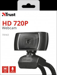 Camera WEB Trust Trino HD Video Webcam Specifications General Plug & play yes D - TR-18679