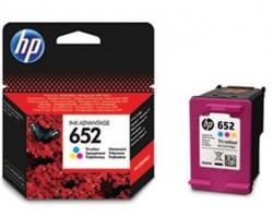 Cartus cerneala HP ink advantage 652, F6V24AE, Color - F6V24AE