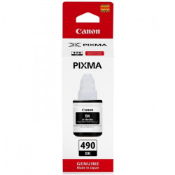 Cartus Negru GI-490BK 70ml Original CANON PIXMA G1400 CISS - BS0663C001AA