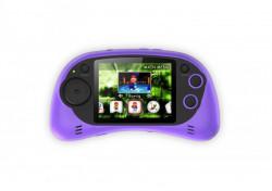 Consola jocuri portabila Serioux, ecran 2.7, 200 jocuri incluse, Mov - SRX-PGC200-PP