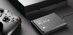 "HDD extern WD Black P10 Game Drive 2TB, 2.5"", USB 3.2 Gen1 - WDBA2W0020BBK-WESN"