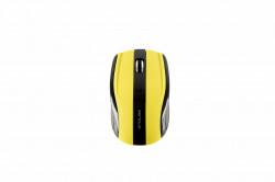 Mouse Wireless Serioux Rainbow 400 USB Verde - SRXM-RBM400W-GR