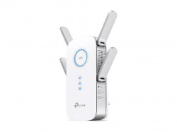 Range Extender wireless AC2600 TP-Link RE650, Moduri RE/AP, Gigabit, MU-MIMO, Antene externe, Dual Band - RE650