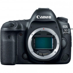 Aparat foto DSLR Canon EOS 5D Mark IV, 30.4MP, Body, Negru - 1483C025AA