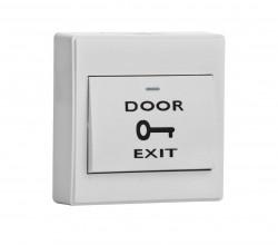 Buton de iesire cu carcasa inclusa, aplicabil ND-EB02A-B; Iesire contact: NO/NC; - ND-EB02A-B