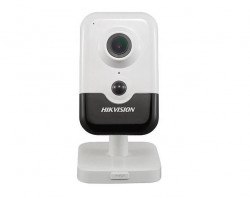 """Camera de supraveghere Hikvision DS-2CD2463G0-IW28W, 6 MP Indoor WDR Fixed Cube Network Camera, 3072 × 2048, CMOS 1/2.9"""", 2.8mm, IR10m - DS-2CD2463G0-IW28W"""