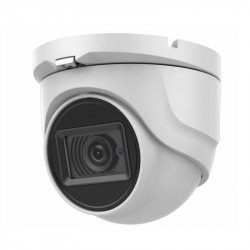 Camera de supraveghere Hikvision TurboHD Turret, DS-2CE76U1T-ITMF - 2.8mm, 8.3MP CMOS, IR 30m - DS-2CE76U1T-ITMF28