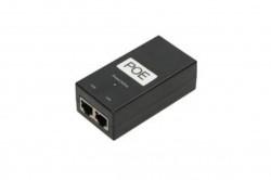 Extralink POE 24V 24W 1A GIGABIT adapter, Intrare: 100-240V AC 50/60Hz, Iesire: - EX.14183