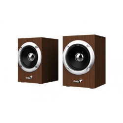 Genius SP-HF280 Boxe Stereo USB Wood Model name SP-HF280 Connection USB Total R - G-31730028400