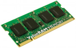 Memorie DDR3 SODIMM Kingston 2GB 1600MHz CL11 1.35V - KVR16LS11S6/2