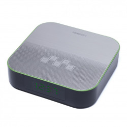 Radio ceas Horizon Acustico HAV-P4180 6W 2.0 BT AUX USB FM Dual Alarm - HAV-P4180