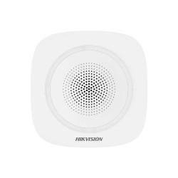 Sirena interior wireless AX PRO Hikvision DS-PS1-I-WE(Blue Indicator); 868MHz tw - DS-PS1-I-WE-R