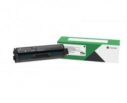 Toner Lexmark C3220K0, 1500 de pagini, Negru - C3220K0