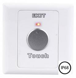 Buton de iesire waterproof ND-EB30, iesire contact: NC/NO, IP68, LED stare Bi-co - ND-EB30