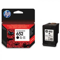 Cartus cerneala HP ink advantag 652, F6V25AE, Negru - F6V25AE