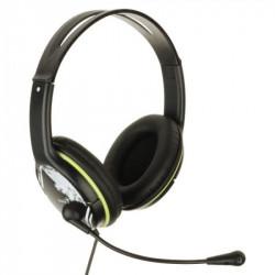 Casti cu microfon Genius HS-400A, Verde - G-31710169100
