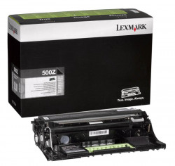 Drum Unit Lexmark 500Z Black - 50F0Z00