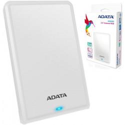 External HDD Adata HV620 ,2TB ,alb,SuperSpeed USB 3.1 - AHV620S-2TU31-CWH